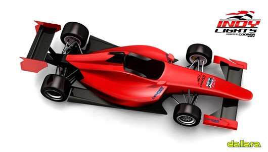The Dallara IL-15 chassis will be powered by a 2.0 litre turbocharged four-cylinder engine producing approximately 450 horsepower, linked to the Ricardo gearbox